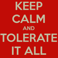 Let`s Tolerate (Single)